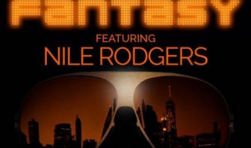 George Michael – Fantasy νέο τραγούδι μαζί με τον Nile Rodgers