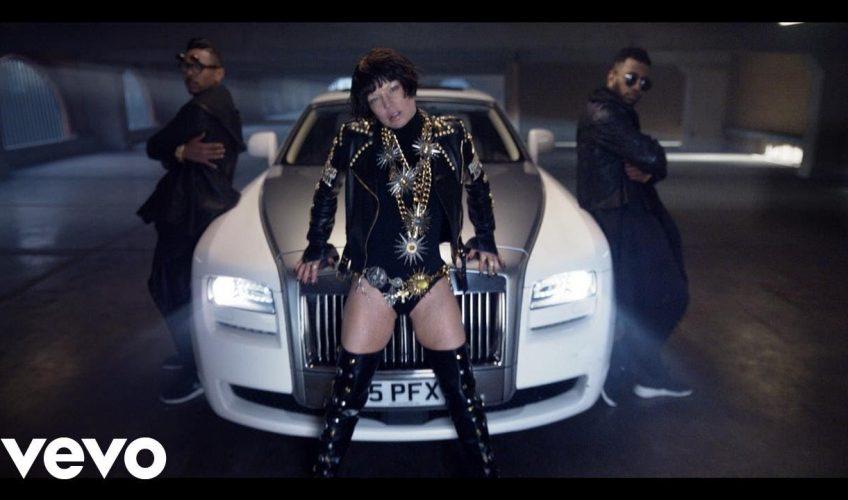 Το ραπ ένστικτο της αγνώριστης Fergie «ξυπνά» στο «Like It Ain't Nuttin'»