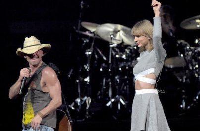 Η Taylor Swift συναντά τον Kenny Chesney στο καλύτερο country ντουέτο της χρονιάς