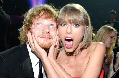 Taylor Swift – Ed Sheeran: Θα συμμαχήσουν στο ίδιο τραγούδι στο «reputation»;