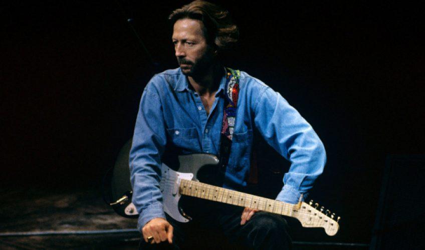 Ο Eric Clapton θα παίξει στο Hyde Park με μια απίστευτη μπάντα
