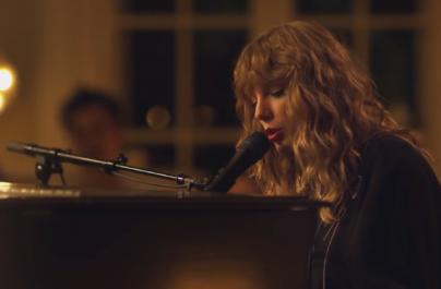 Η Taylor Swift παρουσίασε το νέο τραγούδι «New Year's Day»