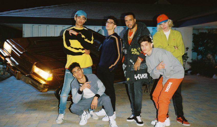 «No More»: Το ανερχόμενο boy band των PRETTYMUCH συνεργάζεται με τον French Montana