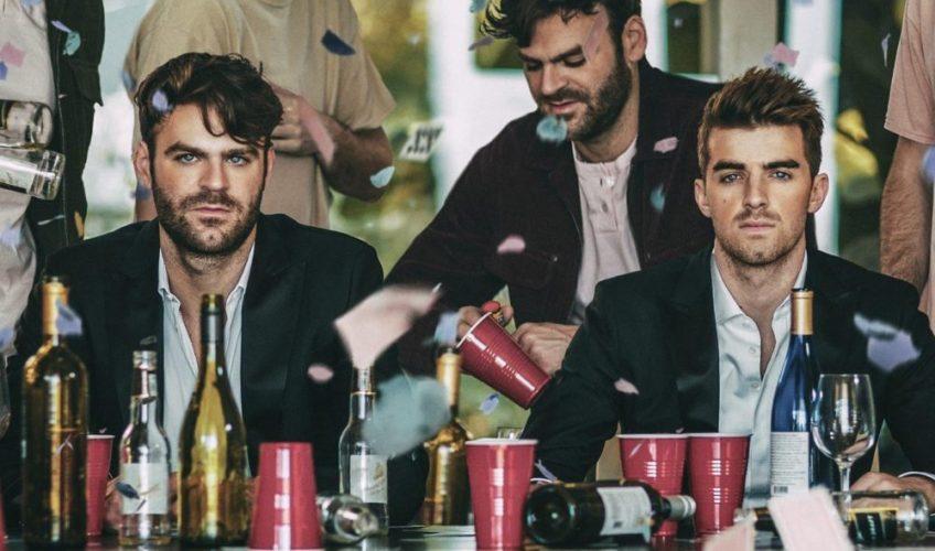 Οι The Chainsmokers παρουσιαζουν το τριτο στη σειρα καινουργιο single
