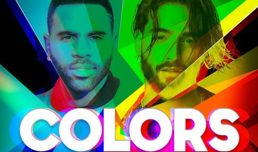 """Jason Derulo & Maluma εννώνουν τις δυνάμεις τους στο """"Colors"""""""