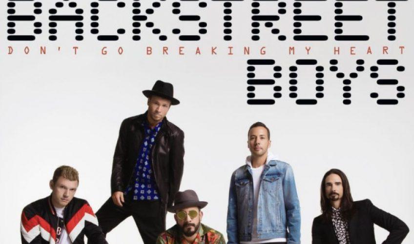 Backstreet's Back! Alright! Το Boy Band των Boy Bands επιστρέφει …