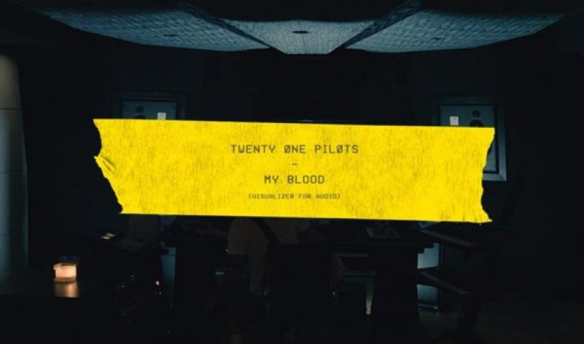 Νέο single από τους twenty one pilots : «My Blood»