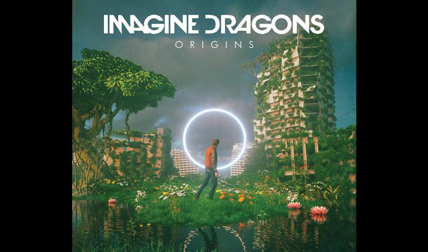 """Οι Imagine Dragons κυκλοφορούν το 4ο album τους με τίτλο """"Origins""""."""