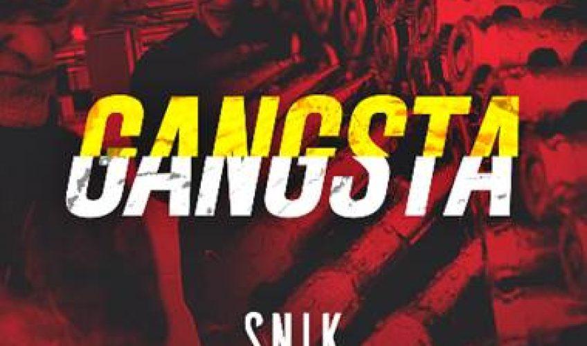 """Το ολοκαίνουργιο single του SNIK """"Gangsta"""" με τη συμμετοχή του A.M. SNiPER έχει σπάσει κάθε ρεκόρ τα τελευταία εικοσιτετράωρα"""