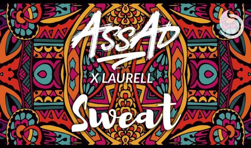 """Ο ASSAD, δημοφιλής Γάλλος DJ και συν-δημιουργός της τεράστιας επιτυχίας """"Mi Gente"""", και η Καναδή Pop Star LAURELL , συνεργάζονται με ιδιαίτερη επιτυχία στο  νέο single με τίτλο  """"Sweat""""."""