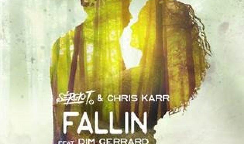 """Ο Sergio T συνεργάζεται ξανά με τον Chris Karr και μας παρουσιάζουν το ολοκαίνουργιο single τους """"Fallin'""""."""