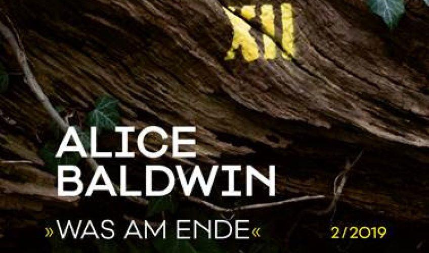 """Το Project """"12"""" συνεχίζεται με το """"Was Am Ende"""" από τον πιανίστα και συνθέτη Alice Baldwin."""