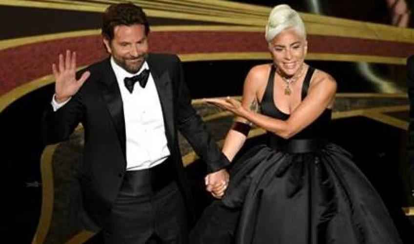 """Το """"Shallow"""" των Lady Gaga & Bradley Cooper βραβεύτηκε με το Oscar Καλύτερου Τραγουδιού στα φετινά Academy Awards."""