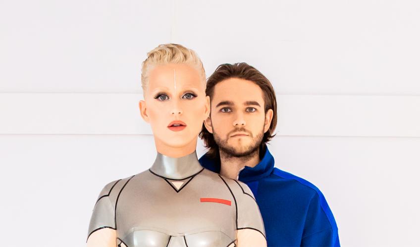 """Ο πολυπλατινένιος και βραβευμένος με Grammy καλλιτέχνης, DJ και παραγωγός Zedd συνεργάζεται με την παγκοσμίου φήμης σουπερσταρ Katy Perry στο ολοκαίνουργιο single """"365"""" που μόλις κυκλοφόρησε."""