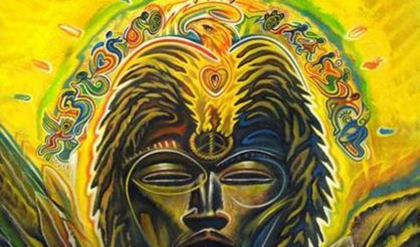 To 'Breaking Down the Door' είναι το πρώτο single του νέου δίσκου του Santana με τίτλο 'Africa Speaks'.