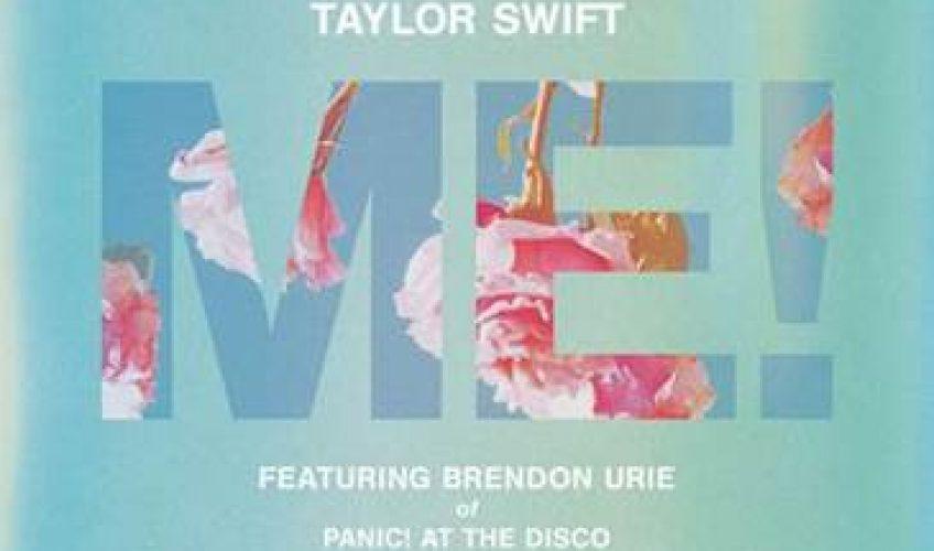 """Η Taylor Swift επέστρεψε με το ολοκαίνουργιο single της """"ME!""""."""