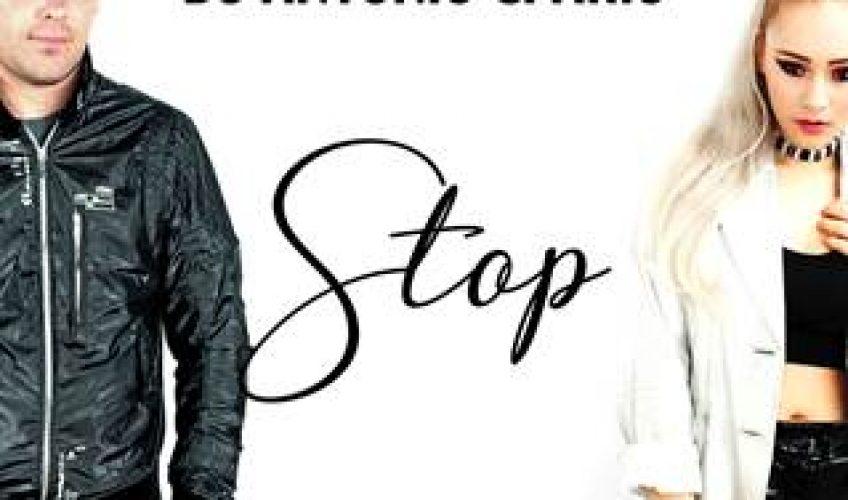 """Η Aris είναι τραγουδίστρια/τραγουδοποιός από την Ρουμανία και τράβηξε τα βλέμματα πάνω της μετά την συμμετοχή της στο """"The Voice"""" της χώρας της. Το νέο single """"Stop"""" είναι το δεύτερο κεφάλαιο της συνεργασίας του DJ Antonio και της Aris."""