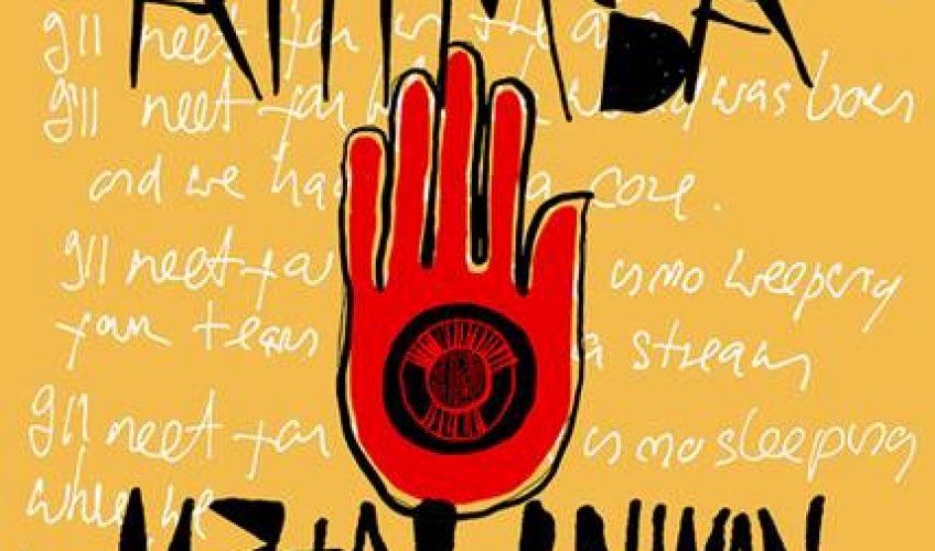 Οι U2 και ο θρυλικός συνθέτης A.R. Rahman συνεργάζονται και κυκλοφορούν το νέο τραγούδι με τίτλο 'Ahimsa'.
