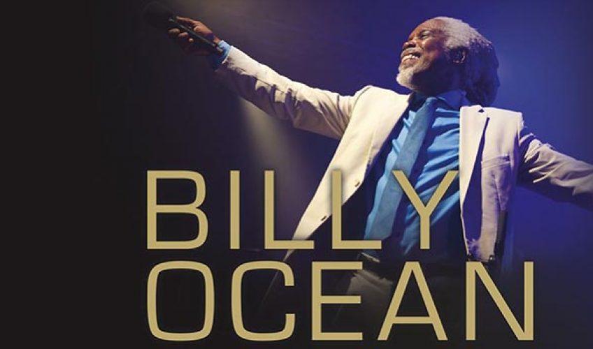 """O BILLY OCEAN ΓΙΟΡΤΑΖΕΙ ΤΑ 70στα ΓΕΝΝΕΘΛΙΑ ΤΟΥ ΜΕ ΤΗΝ ΚΥΚΛΟΦΟΡΙΑ ΤΟΥ ΠΡΩΤΟΥ STUDIO ALBUM ΤΟΥ ΜΕΤΑ ΑΠΟ 10 ΧΡΟΝΙΑ ΜΕ ΤΙΤΛΟ """"ONE WORLD""""."""