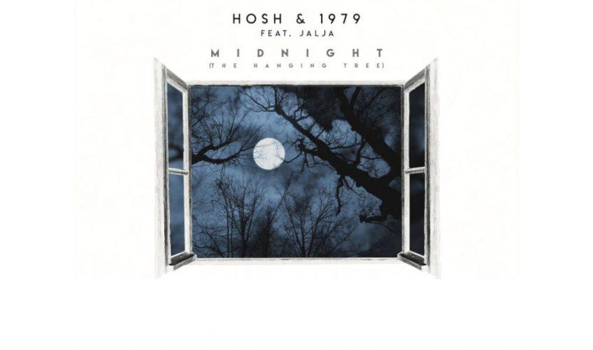 """Ο Γερμανός DJ, παραγωγός και ιδιοκτήτης δισκογραφικής, HOSH ενώνει τις δυνάμεις του με τον Ιταλό ανερχόμενο 1979 για το καινούριο τους single """"Midnight (The Hanging Tree)."""