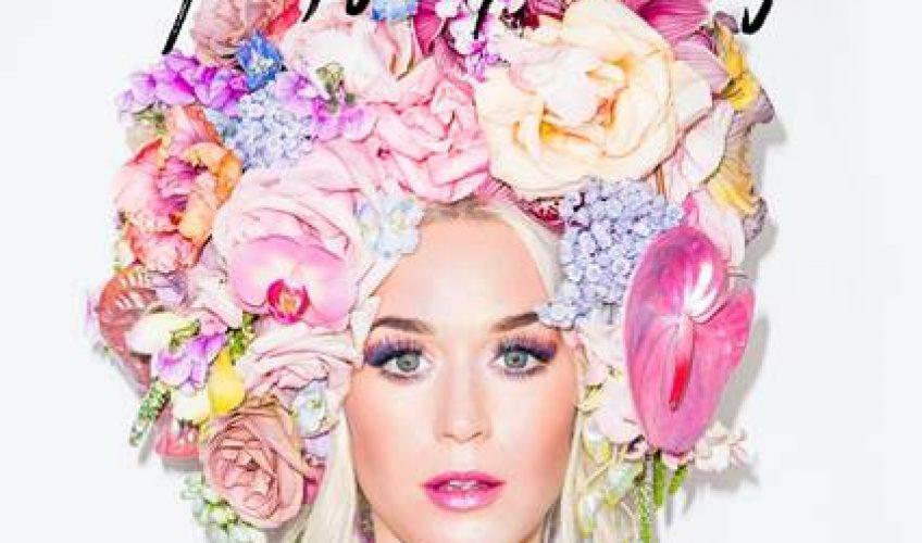 Η Katy Perry κυκλοφορεί το νέο της single με τίτλο 'Never Worn White' μαζί με το music video του.