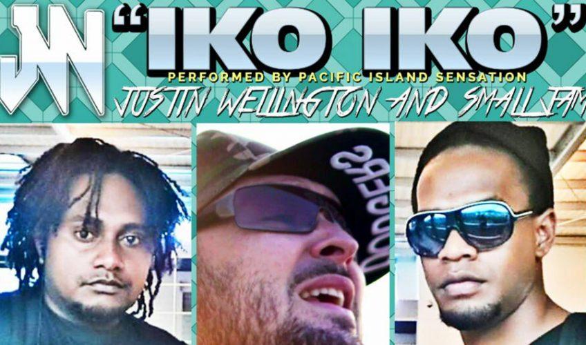 """Γεννημένος στην Νέα Γουινέα αλλά έχοντας ως βάση πια την Αυστραλία, ο Justin Wellington και το viral hit του """"Iko Iko"""" συνεχίζει την εντυπωσιακή του πορεία."""